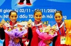Viet Nam: nuevas medallas de oro en juegos asiáticos