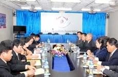 Viet Nam- Laos: Cooperación informativa