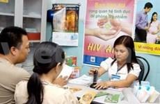 Conferencia sobre lucha contra VIH/SIDA
