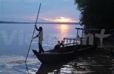 Exposición móvil sobre delta del Mekong