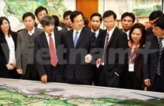 Premier aborda planificación constructiva de Ha Noi