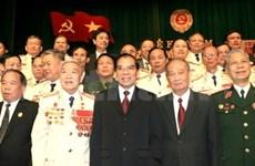 Resaltan aportes de ex veteranos de guerra