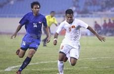 Empatan Viet Nam y Tailandia en fútbol