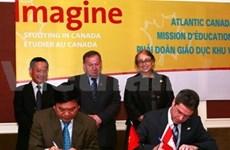 Viet Nam y Canadá fortalecen cooperación