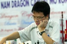 Viet Nam en torneo abierto de ajedrez