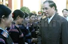 Secretario del PCV en provincia altiplana