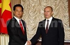 Viet Nam y Rusia por mayores nexos