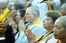 Inauguran conferencia internacional de mujeres budistas