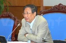 Aceleran preparativos para presidencia de ASEAN
