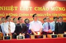 Premier vietnamita lanzó canal informativo de tráfico