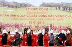 Mayor proyecto inmobiliario vietnamita en Laos