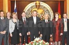 Viet Nam y Finlandia fortalecen cooperación