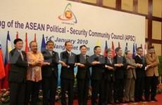 En desarrollo importantes citas de la ASEAN