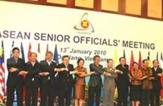 ASEAN prepara conferencias ministeriales