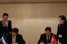 Viet Nam y El Salvador establecen nexos diplomáticos