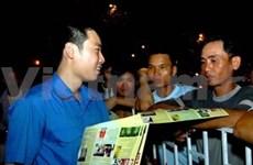 Destacan prevención contra VIH/SIDA en Viet Nam