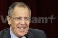 Canciller ruso destaca relaciones con Viet Nam
