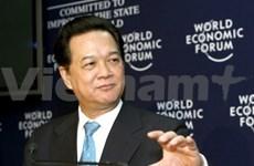 Premier vietnamita culmina estancia en Suiza