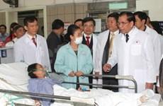 Exhortan a desarrollar sector de la salud