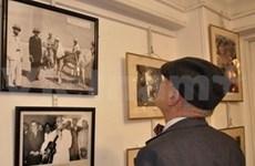 Exposición fotográfica vietnamita en el Cairo