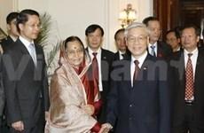 Viet Nam y la India refuerzan relaciones