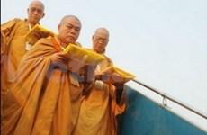 Reliquias de Buda en Viet Nam