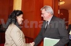 Viet Nam- UE: Relaciones parlamentarias