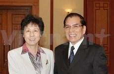 Destacan vínculos Viet Nam- China