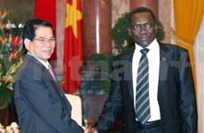 Viet Nam y Tanzania impulsan lazos