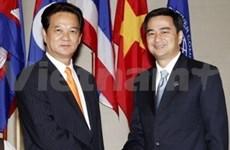 Actividades de premier vietnamita en Bangkok