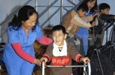 Asistencia estadounidense a niños discapacitados vietnamitas