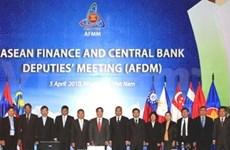 ASEAN aborda temas financieros y bancarios