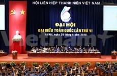 Inauguran Congreso de jóvenes vietnamitas