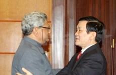 Viet Nam y la India intensifican relaciones partidistas