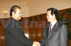 Viet Nam y la India fortalecen relaciones cooperativas