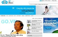 Inauguran primer sitio web social en Viet Nam