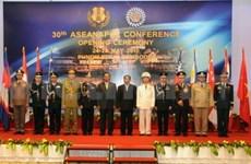 Viet Nam en conferencia policial de ASEAN