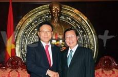 Viet Nam y Sudcorea fortalecen lazos cooperativos