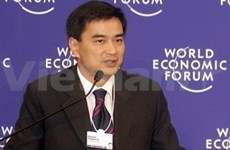 Primer ministro de Tailandia en Viet Nam