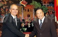 Visita Viet Nam dirigente de UNESCO