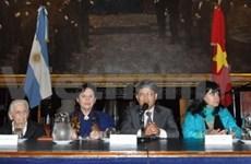 Destacan en Argentina a Ho Chi Minh