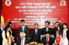 Viet Nam- España: Cooperación en auditoría