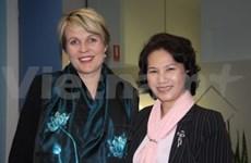 Delegación vietnamita en Australia y Nueva Zelanda