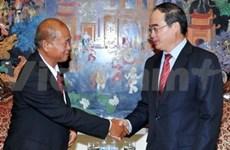 Viet Nam- Laos: Colaboración en sector informativo