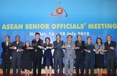 Ultiman preparativos para citas de ASEAN