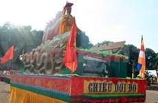 Procesión real inicia la Semana Budista