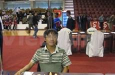 Nuevo triunfo para ajedrez vietnamita