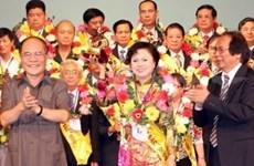Honran a destacados ejecutivos y empresas vietnamitas