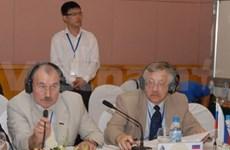 Dialogan AIPA y sus observadores