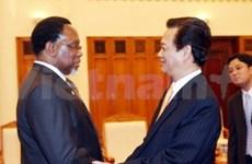 Viet Nam y Sudáfrica renuevan nexos